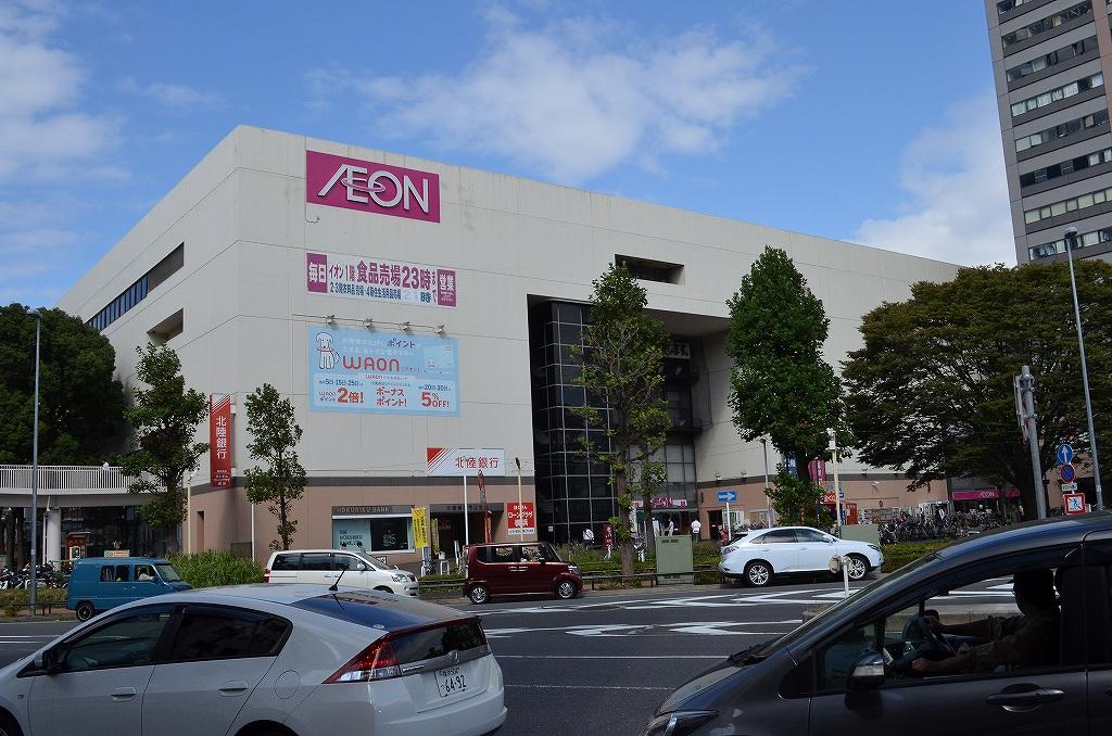 ショッピングセンター(約800m/徒歩10分)