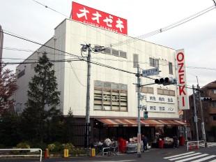 スーパーマーケット(約230m/徒歩3分)